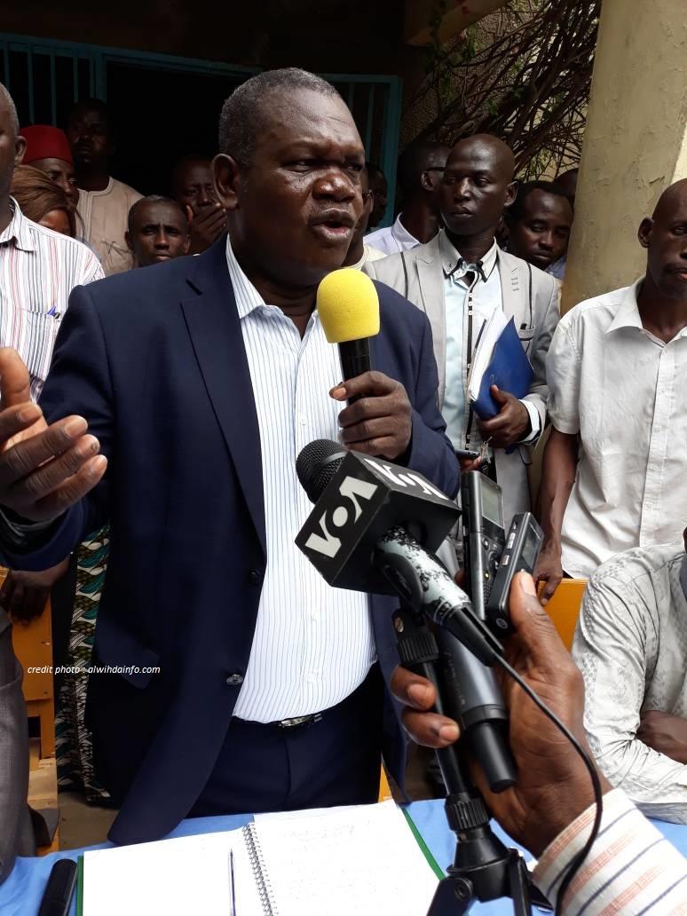 grève générale au Tchad