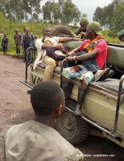 RDC : L'AMBASSADEUR D'ITALIE MEURT DANS UNE ATTAQUE TERRORISTE.