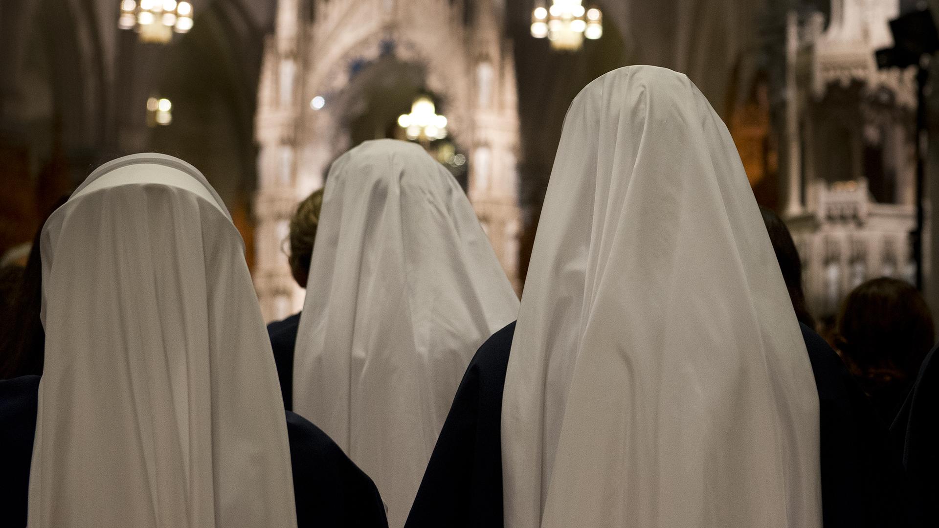 ÉGLISE CATHOLIQUE : SŒUR MARY LEMBO, LA TOGOLAISE QUI DIT NON AUX ABUS SEXUELS SUR RELIGIEUSES. REVELEE EN 2019 APRES SA THESE SUR LES ABUS