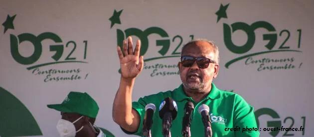 DJIBOUTI - PRÉSIDENTIELLES : JOUR DE VOTE.