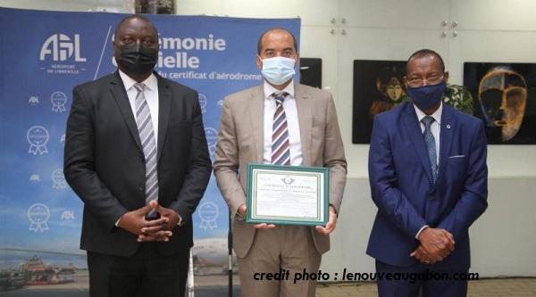 GABON - OACI : CERTIFICATION ACQUISE POUR L'AÉROPORT DE LIBREVILLE.