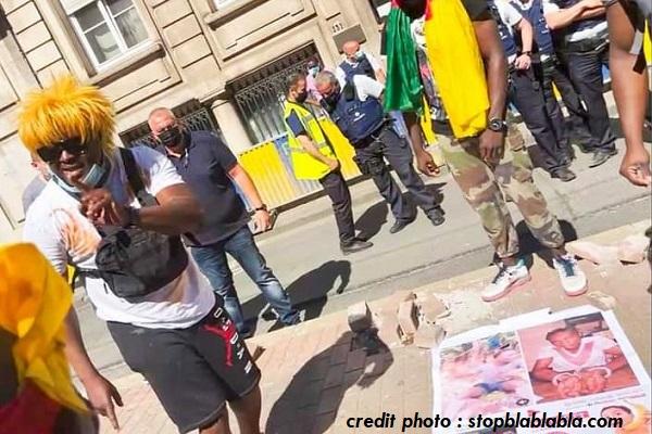 CAMEROUN : APRÈS L'INTRUSION DANS SON AMBASSADE À BRUXELLES, L'AMBASSADEUR BELGE CONVOQUÉ.