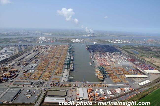 Port of Antwerp Internationa