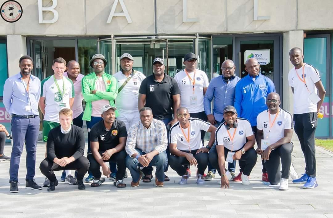 AFRIQUE : ASSEMBLÉE GÉNÉRALE DE CAMFOOT(CAMEROUN FOOTBALL) À DUBLIN