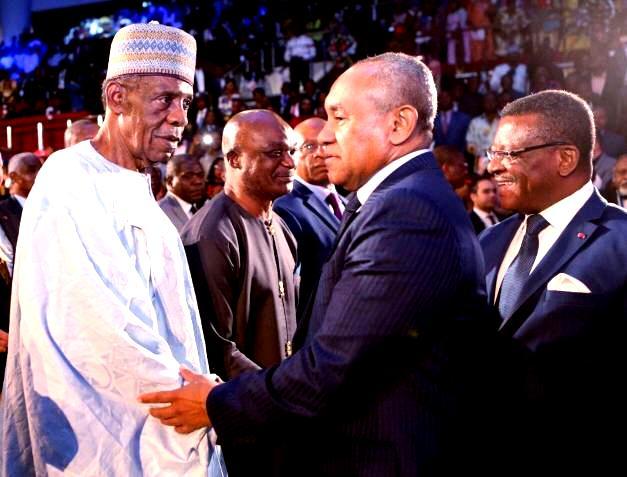 CAMEROUN: L'IMAGE DU SOIR DU TIRAGE AU SORT DE LA CHAN 2020