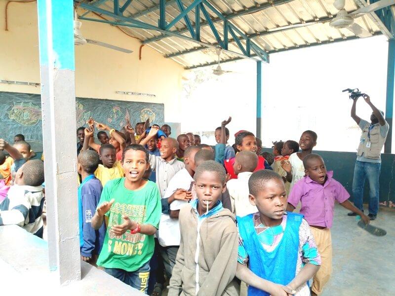 NIGER:  SELON L'UNICEF, 1,6 MILLION D'ENFANTS ONT BESOIN D'UNE AIDE HUMANITAIRE