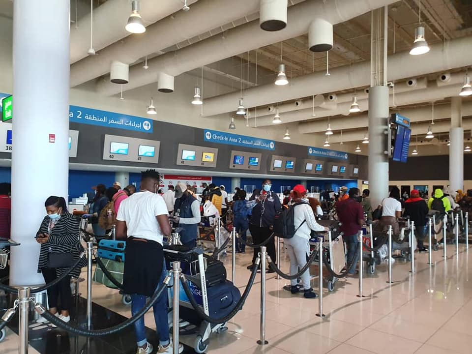 AFRIQUE: 700 MILLIONS DE FCFA, POUR LE RAPATRIEMENT DE 139 CAMEROUNAIS EN PROVENANCE DE DUBAI