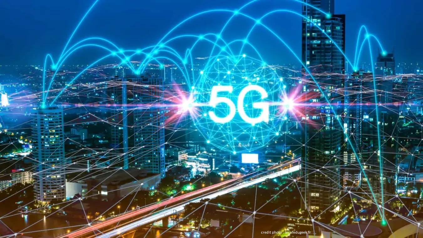 """NIGéria : UNE consultation sur la technologie """"5g""""."""