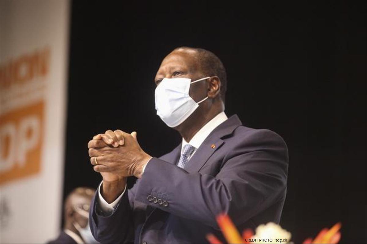 côte d'ivoire : ELECTION presidentielle, ouattara sans surprise !