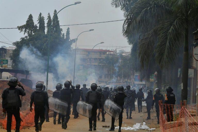 CÔTE D'IVOIRE: DES HEURTS ENREGISTRÉS AU PREMIER TOUR DES ÉLECTIONS PRÉSIDENTIELLES!