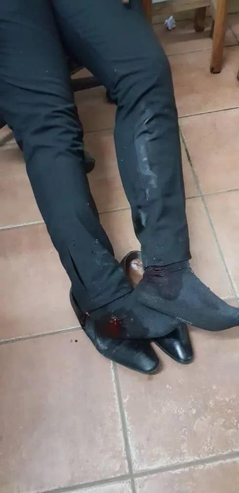 CAMEROUN : DES AVOCATS VIOLENTéS AU TRIBUNAL !