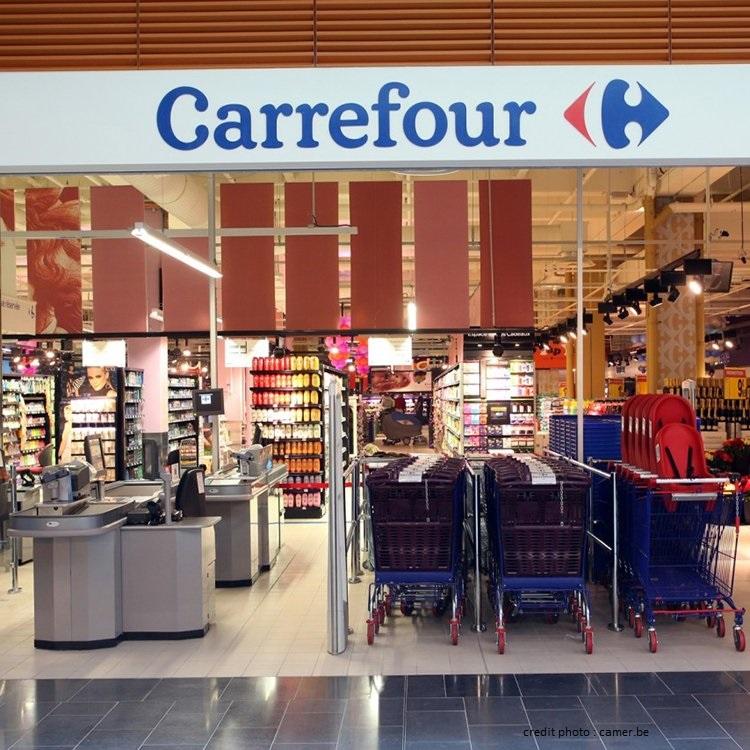 """CAMEROUN : LE GÉANT """"CARREFOUR MARKET"""" INAUGURE LE DOUALA GRAND MALL."""