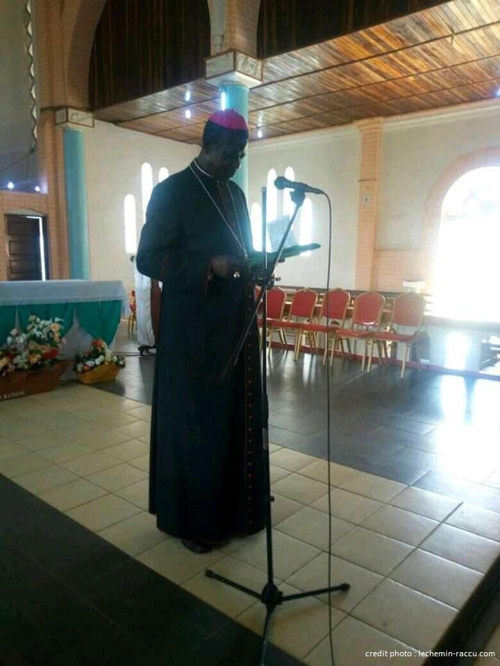 cameroun – église catholique : eseka a son nouvel évêque.