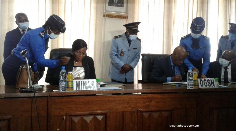 cameroun : vers l'informatisation de la carte nationale d'invalidité.