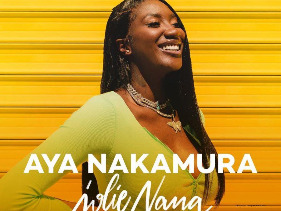 Musique : Et De Trois Pour Aya Nakamura.