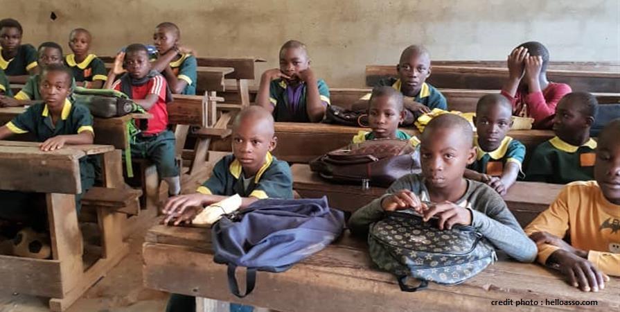 CAMEROUN – BANQUE MONDIALE : UN FINANCEMENT ADDITIONNEL POUR L'ÉDUCATION DE BASE.