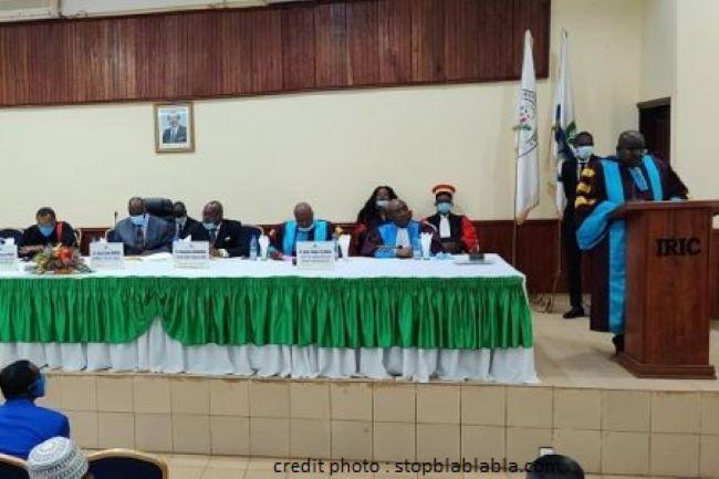COOPÉRATION : UN PARTENARIAT POUR LA FORMATION DES CADRES CONGOLAIS AU CAMEROUN.