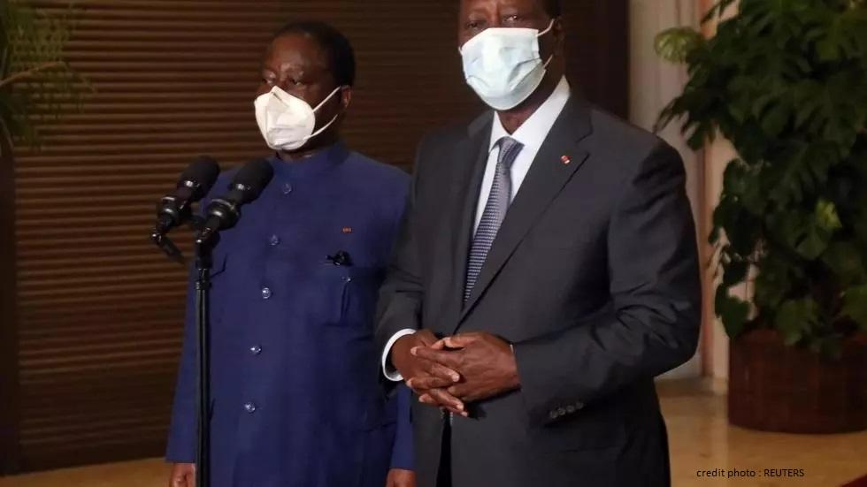 côte d'ivoire : La rencontre de L'espoir.
