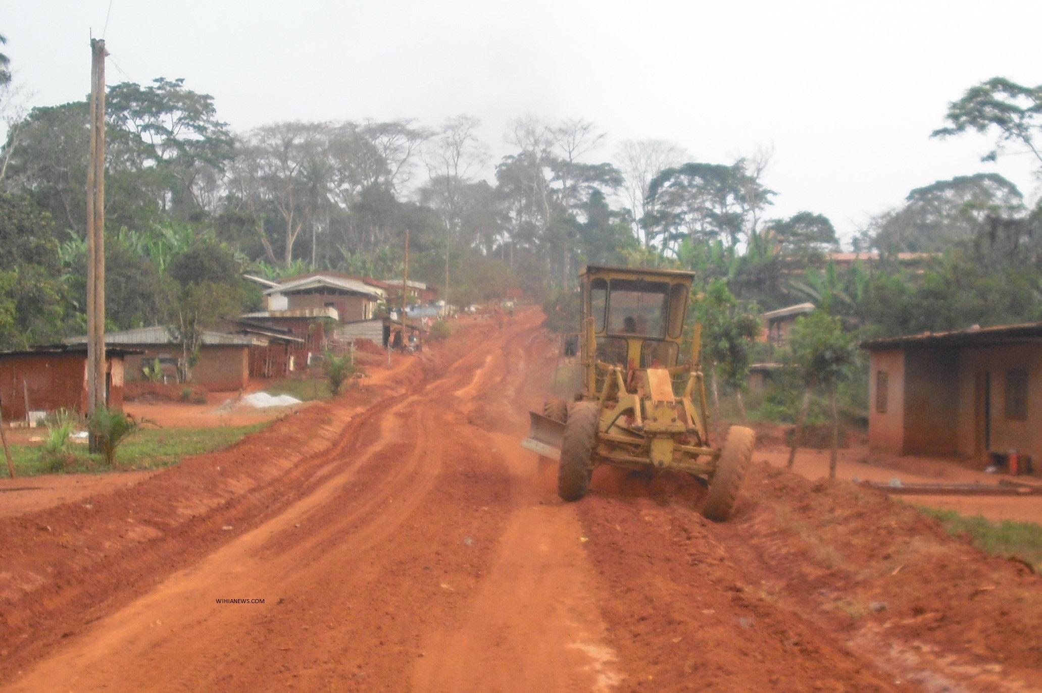 cameroun – INFRASTRUCTURES : LE CONAROUTE était en session ce jour.