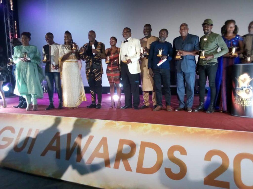 """AFRIQUE – CINéMA : LES LAURÉATS DES """"SOTIGUI AWARDS 2020""""."""