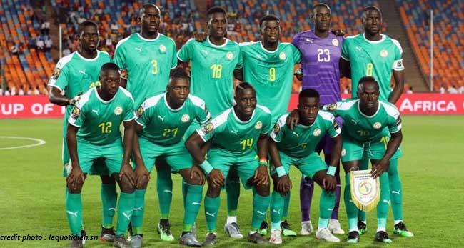 FOOTBALL : LE SÉNÉGAL PREMIÈRE NATION AFRICAINE, AU CLASSEMENT FIFA 2020.