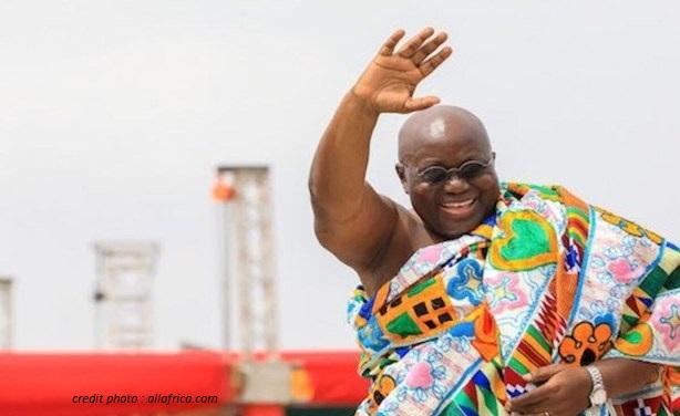 GHANA : NANA AKUFO-ADDO RÉÉLU DÈS LE PREMIER TOUR..