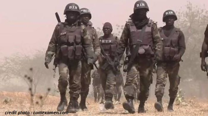 CAMEROUN : RECRUTEMENT SPÉCIAL DE 2200 COMMANDOS DU BIR.