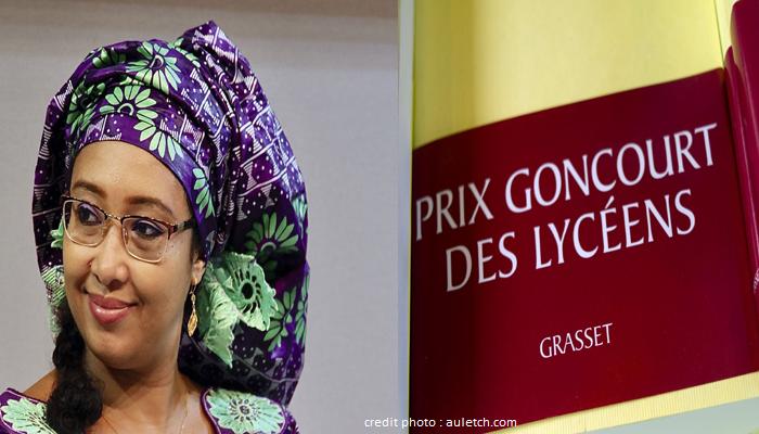LITTÉRATURE : LE GONCOURT DES LYCÉENS POUR DJAÏLI AMADOU AMAL.