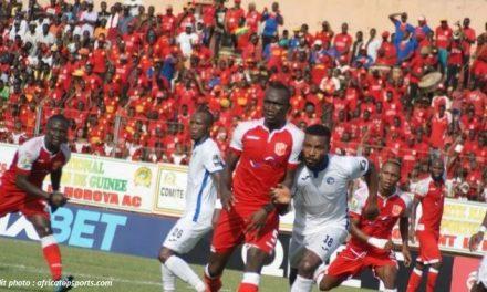FOOTBALL : COUPES AFRICAINES DE CLUB : PLACE AUX DEUXIÈMES TOURS PRÉLIMINAIRES.