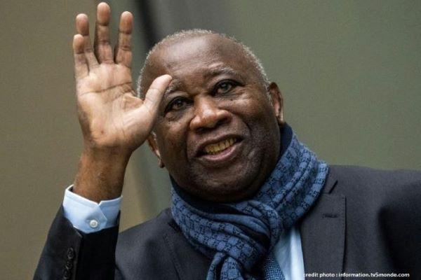 CÔTE D'IVOIRE : RETOUR IMMINENT DE LAURENT GBAGBO.