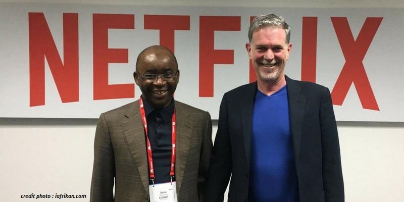 PERFORMANCE : UN AFRICAIN NOMMÉ AU CONSEIL D'ADMINISTRATION DE NETFLIX.