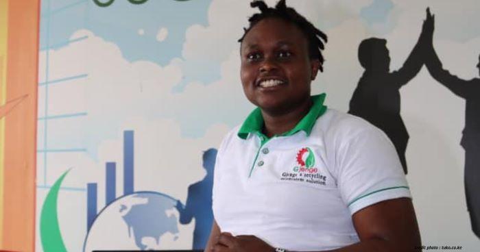 """ONU – RÉCOMPENSE : LA KENYANE NZAMBI MATEE, LAURÉATE AFRIQUE DU PRIX """"JEUNE CHAMPION DE LA TERRE 2020""""."""