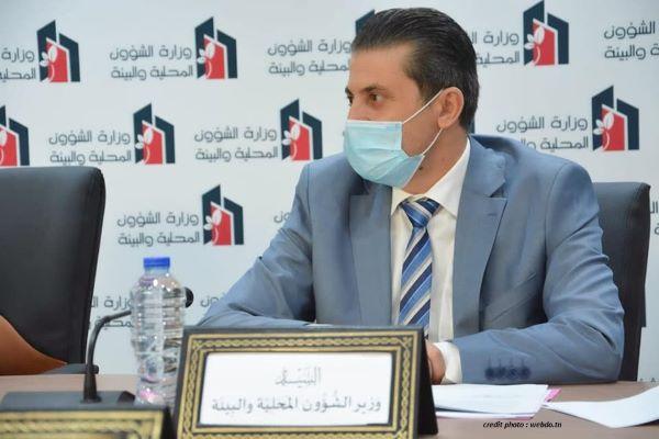 TUNISIE : APRÈS SON LIMOGEAGE, LE MINISTRE DE L'ENVIRONNEMENT AUX ARRÊTS.