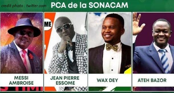 CAMEROUN – DROITS D'AUTEURS : QUI SERA LE PROCHAIN PCA DE LA SONACAM ?