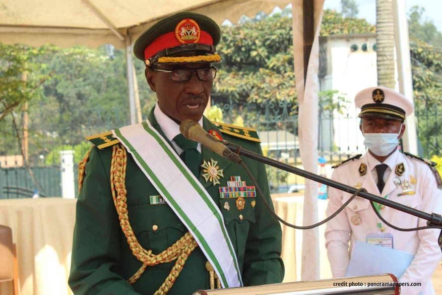 SPORT MILITAIRE : UN NOUVEAU PRÉSIDENT À L'ORGANISATION DU SPORT MILITAIRE EN AFRIQUE.