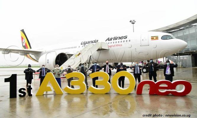 OUGANDA : LE PREMIER AIRBUS A330-800NEO AFRICAIN POUR UGANDA AIRLINES.