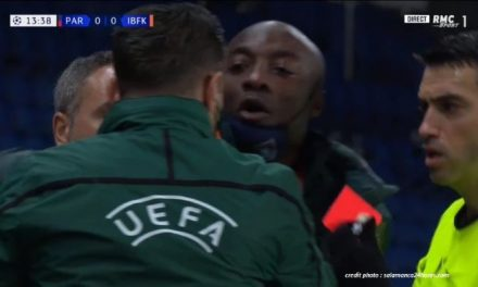 """ACHILLE WEBO : """"WHY DID YOU SAY NEGRO"""" ?"""