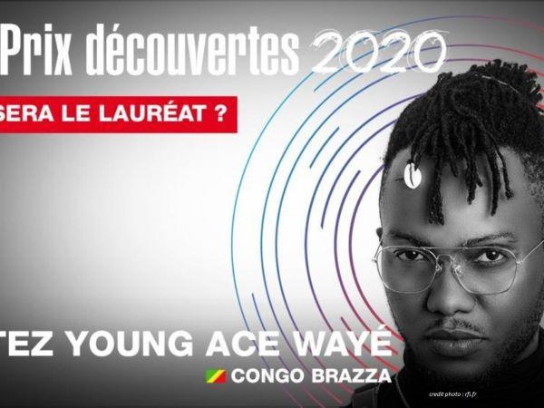 """PRIX RFI DÉCOUVERTES 2020 : LE RAPPEUR """"YOUNG ACE WAYÉ"""" VAINQUEUR."""