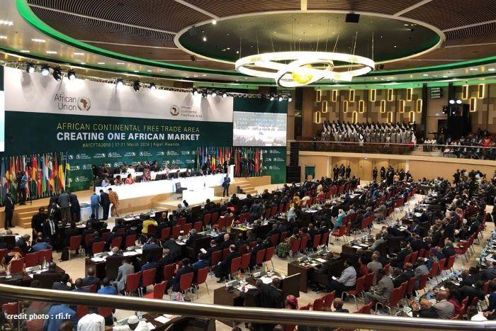 INTÉGRATION : LE CAMEROUN REJOINT LA ZONE DE LIBRE ÉCHANGE CONTINENTALE AFRICAINE.