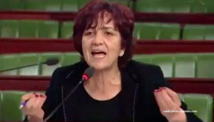 TUNISIE : LA DÉPUTÉE SAMIA ABBOU EN GRÈVE DE LA FAIM.