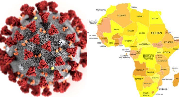 COVID-19 : LE BILAN DES PAYS AFRICAINS AU 18 JANVIER 2021.