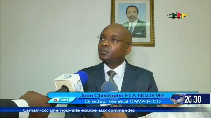 CAMEROUN : UN COLONEL AUX COMMANDES DE LA CAMAIR-CO.
