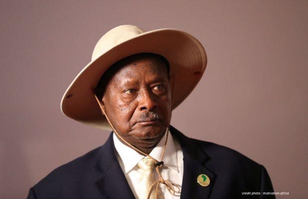 OUGANDA – PRÉSIDENTIELLES : ET DE 06 POUR YOWERI MUSEVENI.