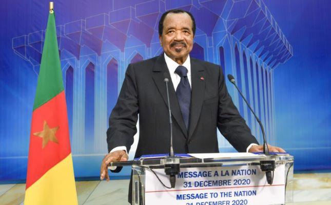 CAMEROUN – MESSAGE DE FIN D'ANNÉE : PAUL BIYA TANCE MAURICE KAMTO.