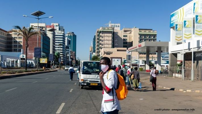 COVID-19 : UN CONFINEMENT GÉNÉRAL DE 30 JOURS DÉCRÉTÉ AU ZIMBABWE.