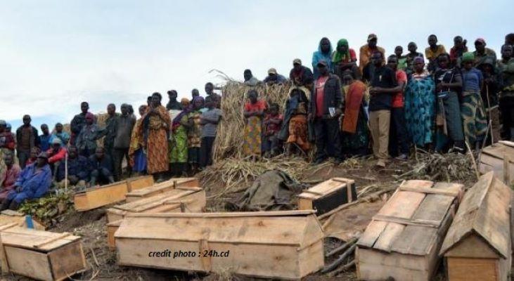 RDC : LES PYGMÉES RÉCLAMENT JUSTICE, APRÈS LE MASSACRE DE JEUDI.