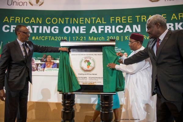 AFRIQUE : LA ZLECA, PLUS GRAND ACCORD COMMERCIAL DU MONDE ?