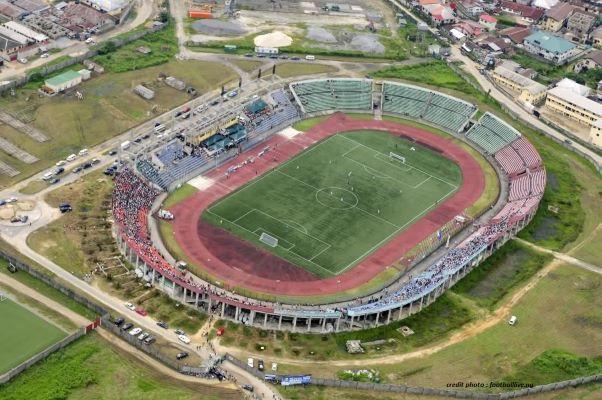 NIGÉRIA – FOOTBALL : 10 ANS PLUS TARD, LES SUPER EAGLES REJOUERONT AU SURULERE STADIUM, À LAGOS.