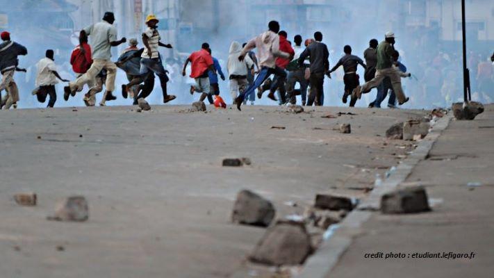 MADAGASCAR : UN MORT DANS DES MANIFESTATIONS ESTUDIANTINES.