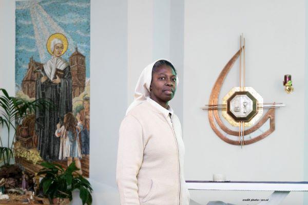 ÉGLISE CATHOLIQUE : SŒUR MARY LEMBO, LA TOGOLAISE QUI DIT NON AUX ABUS SEXUELS SUR RELIGIEUSES.